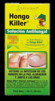 Hongo Killer® Antifungal Solution