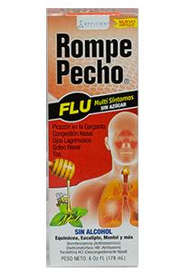Rompe Pecho® SF FLU 6oz