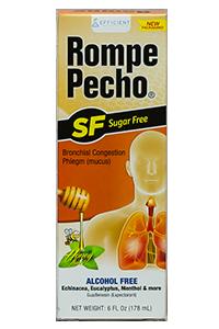 Rompe Pecho® SF 6oz